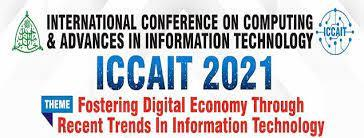 International Conference on Computing and Advances in Information Technology (ICCAIT)
