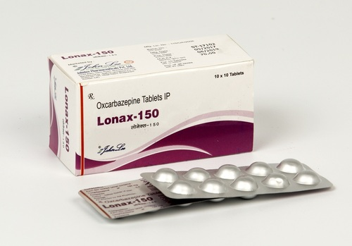 Oxcarbazepine IP 150 MG