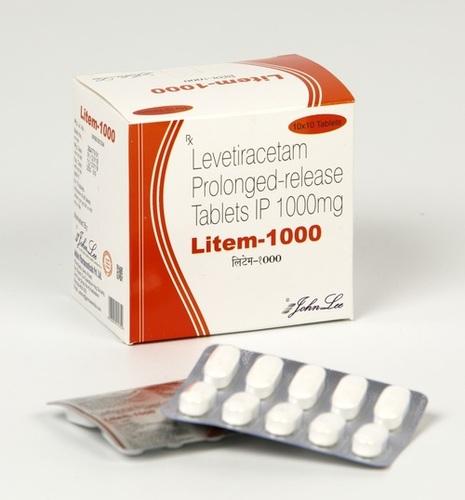 Levetiracetam USP 1000 MG