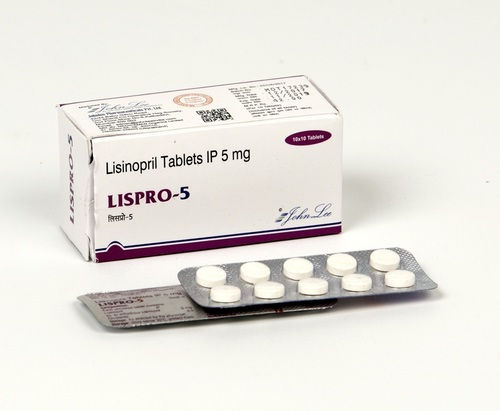 Lisinopril 5 MG