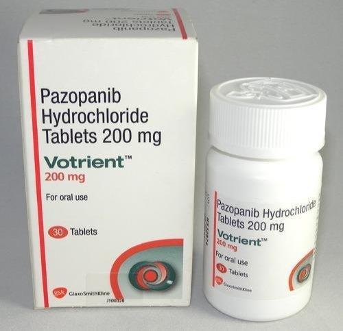 Votrient 400mg Tablet(Pazopanib (400mg)