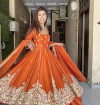 Designer  Embroidered Anarkali Gown Collection