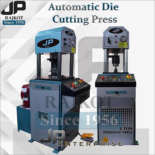 Automatic Jewellery Die Cutting Press