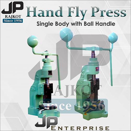Jewelry Hand Fly Press