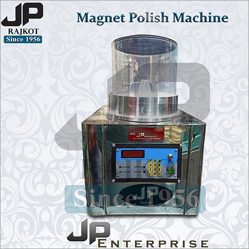 Magnet Polishing Machine