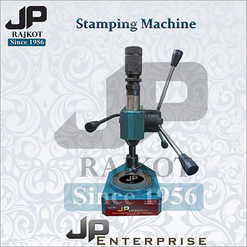Jewelry Stamping Machine