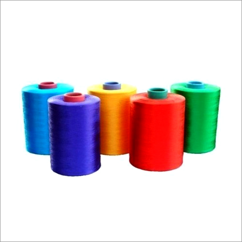Colorful Polyester Thread