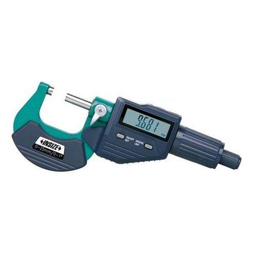 Insize 25-50 mm Digital Outside Micrometer 3109-50S