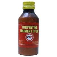 Turpentine Liniment  Oil