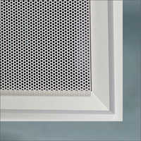 Aluminium Extruded And Perforated Diffusers