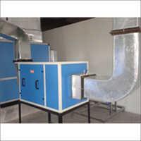 Exhaust Air Filter Modules
