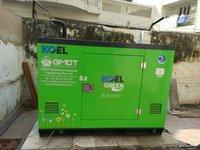 7.5 kVA KOEL Three Phase Silent Diesel Generator