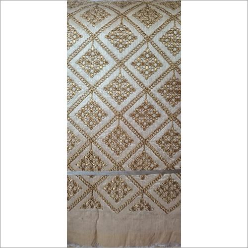 Heavy Embroidered Sherwani Fabric