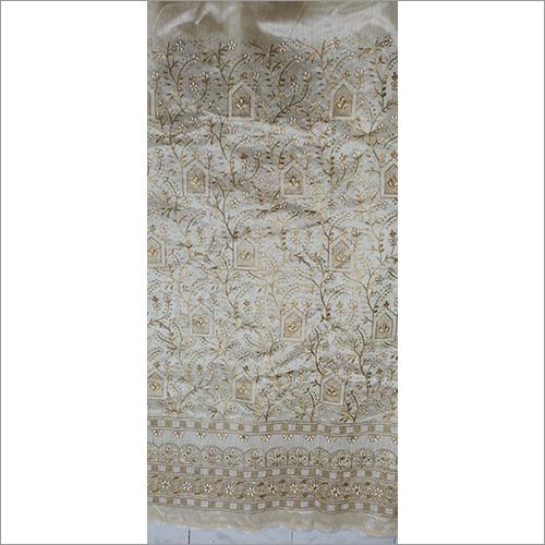 Fine Embroidered Sherwani Fabric