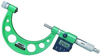 Insize 150-300 mm Digital Outside Micrometers with Interchangeable Anvils 3506-300E