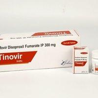 TINOVIR (TENOFOVIR DISOPROXOL FUMARATE 300MG TABLET)