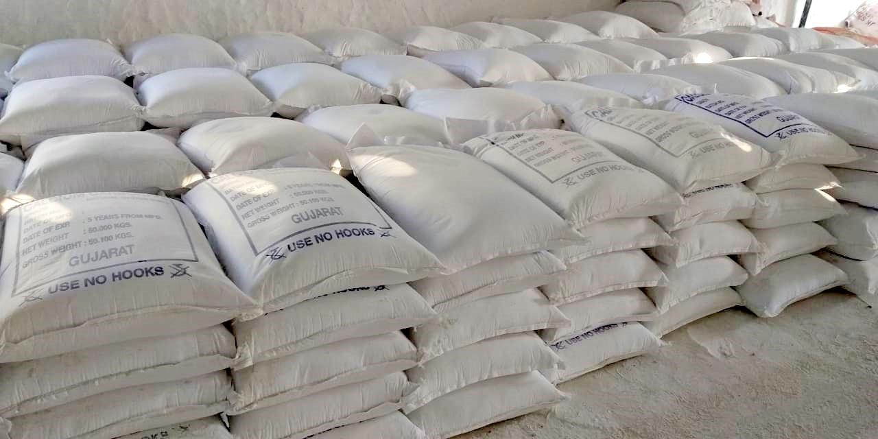 White Soapstone Powder