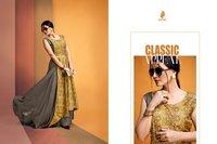 KAYRAAH Fashionable Pari Gown