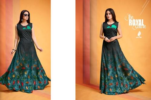 KAYRAAH Fashionable Gown