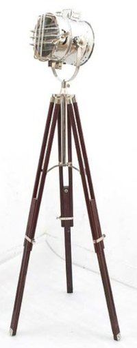 Floor Spot Search Light Lamp With Stand