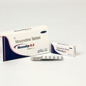 MOXONIDINE 0.2MG TABLET