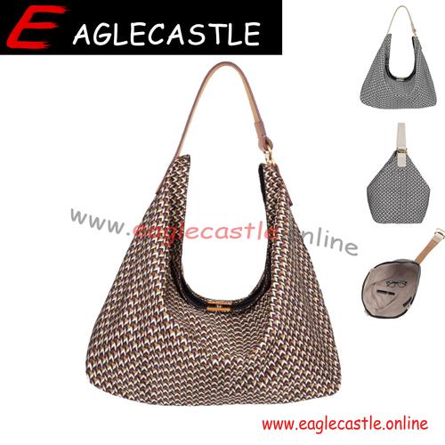 Fashion Girls Shoulder Bags 2021 Female Pattern PU Handbags Large Tote Bag