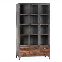 4 Rack Display Cabinet