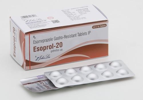 Esomeprazole IP 20 MG