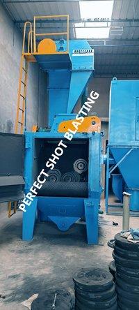 Tum Blast 36 x 42 Type Shot Blasting Machine