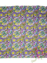 Fancy Rayon  Digital Print Fabric For Women Clothing (2 Color Option)