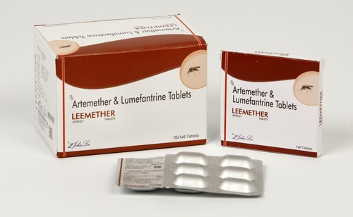 LEEMETHER TABLET (ARTEMETHER 80MG + LUMEFANTRINE 480MG)