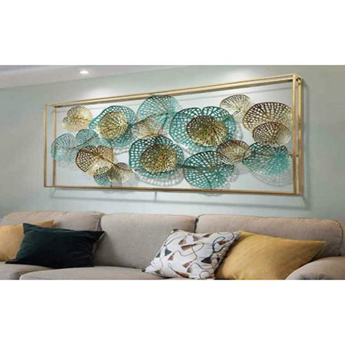 60 INCH Metal Wall Decorative Art