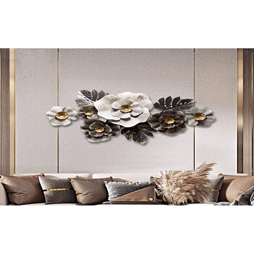 50 INCH Decorative Metal Wall Art