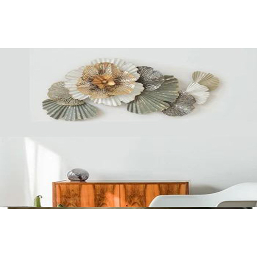 40 INCH Handcrafted Metal Wall Art