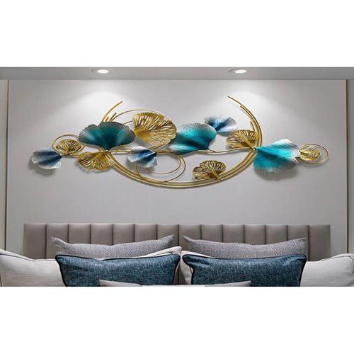 52 INCH Metal Bedroom Wall Art
