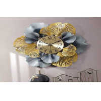 30 INCH Metal Round Wall Clock
