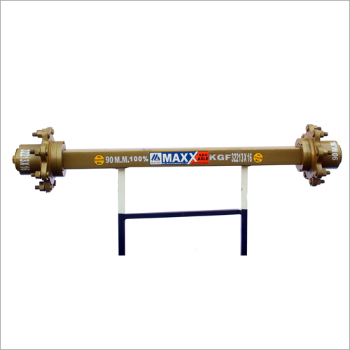 90mm Double Seal Trailer Axle