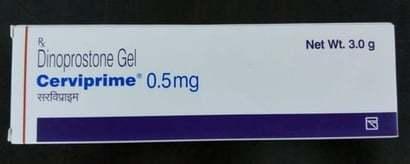 Dinoprostone Gel 0.5 Mg