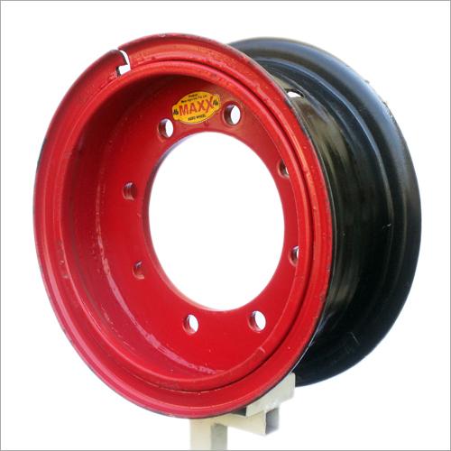 7.50-16 Tractor Trailer Flange Ring Lock Type Wheel Rim