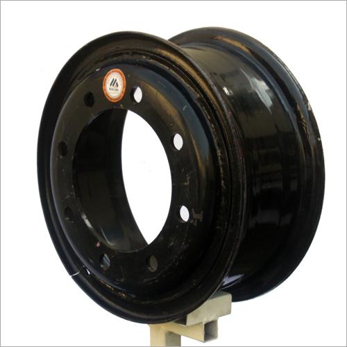 8.25-16 mm Tractor Trailer Flange Ring Lock Type Wheel Rim