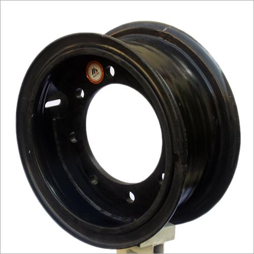 9.00-16 mm Tractor Trailer Flange Ring Lock Type Wheel Rim