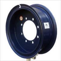 9.00-20 Tractor Trailer Flange Ring Lock Type Wheel Rim