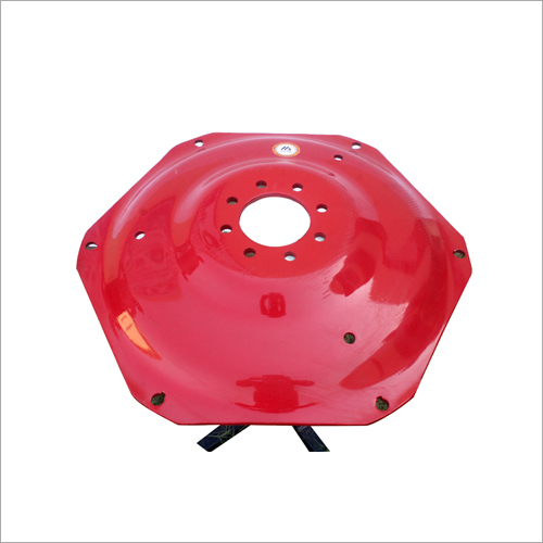 Plate for Tractor Wheel Rim