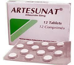 ARTESUNATE 50MG TABLET