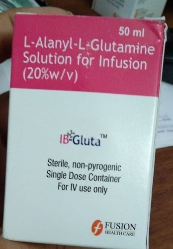 L-alanyl-l-glutamine Solution For Infusion