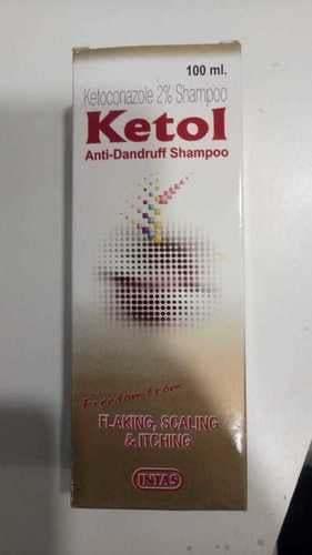 Ketoconazole 2% Shampoo