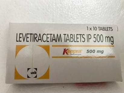 Levetiracetam Tablets Ip 500mg