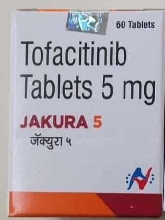 Tofacitinib Tablets 5Mg