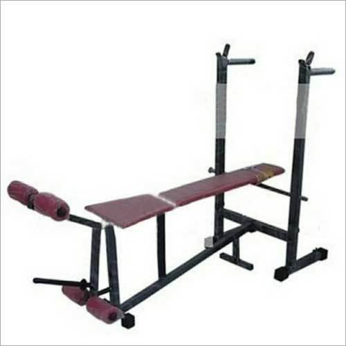 Gym Bench Press Machine