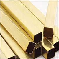 Brass Square Tubes